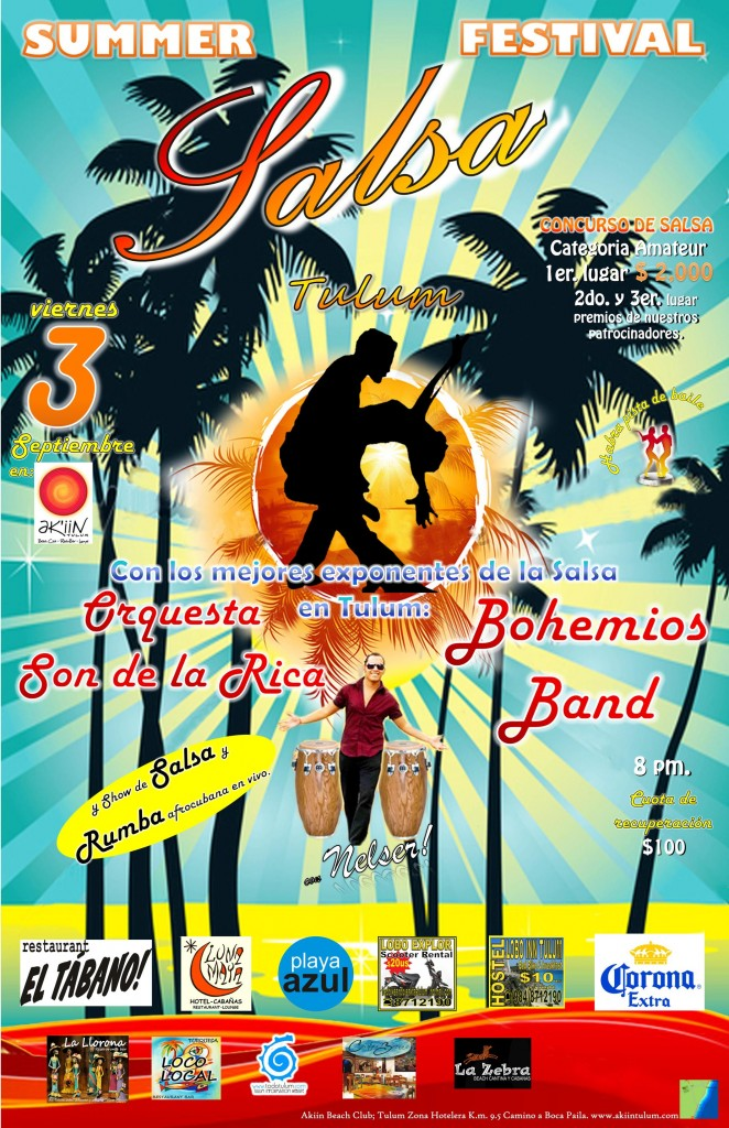 tulum salsa festival